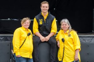 Gammo-vagter på Odense Havnekulturfestival